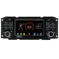 Android 10 Car DVD GPS Stereo Radio For Jeep Grand Cherokee Dodge RAM Chrysler