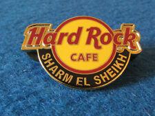 More details for hard rock cafe enamel badge - sharm el sheikh