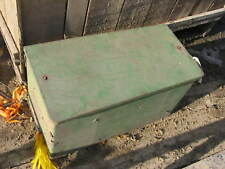 John Deere Tractor Battery Box