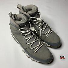 Jordan 9 Retro Cool Grey 2012 Trainers Size 9 EU 44