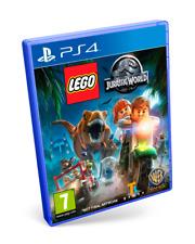 LEGO Jurassic World PS4 Pal España Nuevo Precintado castellano envio gratis