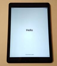Apple iPad Air 1st Gen 32GB Wi-Fi+Cellular (Verizon) 9.7in Space Gray EXCELLENT