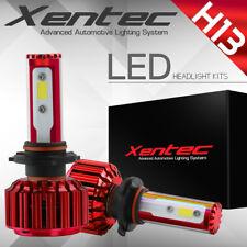 XENTEC LED HID Headlight Conversion kit H13 9008 6000K  2006-2010 Dodge Ram 3500