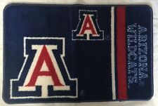 "Arizona Wildcats Bath Rug NEW No Tags 20"" x 30"""