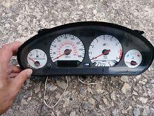 BMW E36 96-99 M3 instrument cluster gauges speedometer white face 323 328 OEM