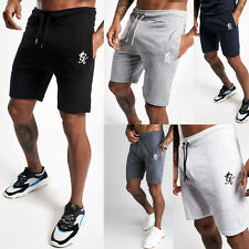 Gym King Mens Jersey Designer High Build Logo Core Jogger Tracksuit Shorts