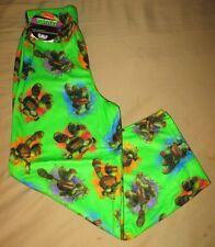 Boys Nickelodeon Teenage Mutant Ninja Turtles Pajama Pants: Size Medium 6/8 -NEW