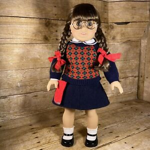 American Girl Doll Molly - Pleasant Company – Hungary Made - Pre Body Tag