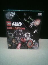 Lego Star Wars 10 Book Collection. Excellent Condition. FIGURE NOT INCLUDED.