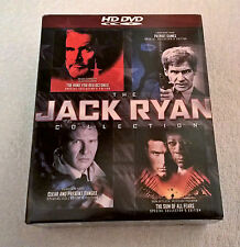 The Jack Ryan Collection - HD-DVD - VERY RARE