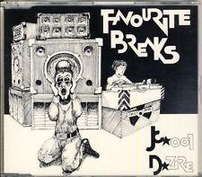 JC 001 & DJ D. ZIRE-Favourite breaks 4 trk Maxi CD 1991