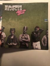 Kids in the Street by The All-American Rejects (Vinyl, May-2012, Geffen) SEALED