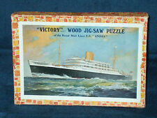 Wooden 8-11 Years Vintage Puzzles
