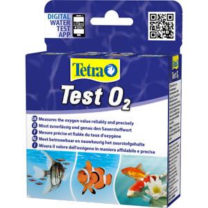 TETRA TEST OXYGEN O2 FRESH MARINE FISH TEST KIT