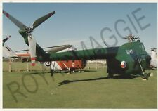 Colour print of Czech Air Force Mil Mi 4 9147 at IHM Weston in 1996
