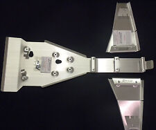 YAMAHA YFZ450R FULL FRAME SKID PLATE (.125 Thick) & A-ARM PLATE SET (.160 Thick)