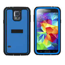 NEW TRIDENT CYCLOPS SAMSUNG GALAXY S5 PROTECTIVE CASE - BLUE CY-SSGXS5-BL000