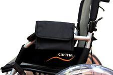 "Super Light Ergonomic Wheel Chair Ergo Flight Compact Karman S-2512F 16"" NEW"