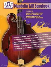 The Big Easy Mandolin Tab Songbook Sheet Music The Big Easy Songbook S 000322385