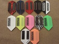 5 Pack Pentathlon Slim Dart Flights Choose Your Color w/ FREE Shipping