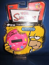 The Simpsons 20 Q Electronic Handheld Sealed