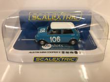 Scalextric C3913 Austin Mini Cooper S - Targa Florio 1962