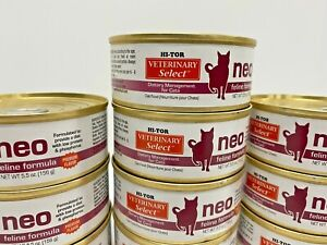 HI-TOR Veterinary Select Dietary Management Canned Feline Formula Cat Food