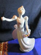 """Vintage Avon Bottle """"Good Fairy Decanter"""" with Delicate Daisies Cologne"""