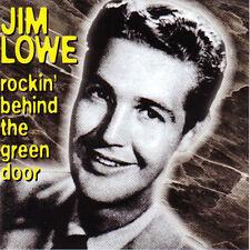JIM LOWE - Rockin' behind the green Door - Great CD