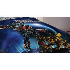 Transformers Armada Autobots Twin-Full Bedding Comforter - Boys Kids Bedroom