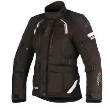 Alpinestars Stella Andes Drystar V2 Black Motorcycle Jacket Size - Small 321751710s