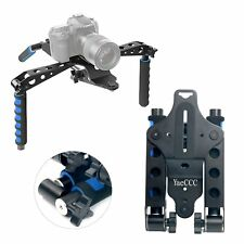DSLR Handy Rig Shoulder Mount Steady Support Stabilizer Kit FOR DV Video Camera