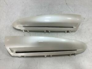 03-06 Cadillac Escalade Rear Trim Moldings Above Tail Lights (Pair Left/Right)
