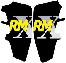 1989-1998 Suzuki RMX250 Radiator Shroud Decals - Black