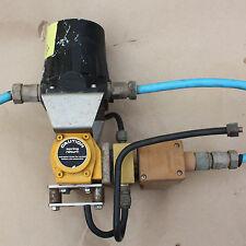 EL-O-Matic ES12/A valve actuator pneumatic pilot flame proof position indicator