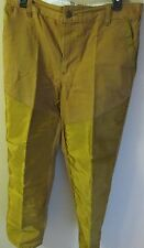 Cabella Gold Waterproof Hunting Pants Size 34x36