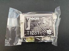 EPSON T1281 Black noir CARTOUCHE ORIGINAL NEUVE