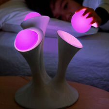 Mushroom Night Light LED Childrens Nursery Light Desk Light Lamp Bed Side Lamp