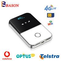 LTE Modem 4G Router SIM Card WiFi Hotspot Broadband Dongle Pocket Router W-ifi