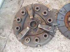 International 300 Utility tractor engine motor clutch assembly & pressure plate