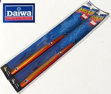 Lot X2  Daiwa Speed Jig Grande Fire Orange 180 mm 100 grs