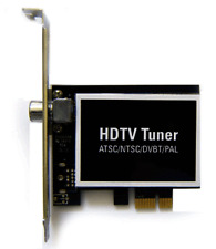 2-In-1 Digital ATSC DVB-T TV Tuner + Universal Analog TV Tuner Recorder Card