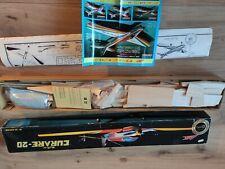 Modelflugzeug Selbstbau Bausatz Curare-20
