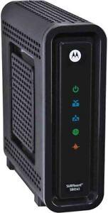 Arris Motorola SB6141 DOCSIS 3.0 Cable Modem with forceWare