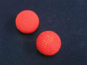 """Brand New Magic Trick - Chop Cup Balls - Extra Sets Of 4 - 1"""" (FT)"""