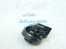 Used Kennametal Carbide Indexable Interchangeable Boring Head H32 Dclnl6w