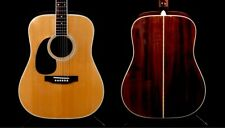 LEFTY! Takamine & Co. 1983 Japan Acoustic Dreadnought Guitar F360S OHSC RARE MIJ