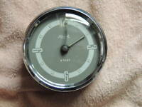 Kienzle 6 cm 8 Tage days clock Uhr vintage car oldtimer Mercedes Opel VW BMW