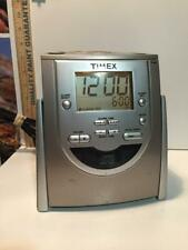TIMEX INDIGLO T622H AM/FM Radio CD Player Alarm Clock Snooze w/ MP3 LINE-IN