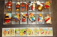 SATZ inkl. 1 BPZ Asterix in Amerika Frankreich 1997/98 ORIGINAL